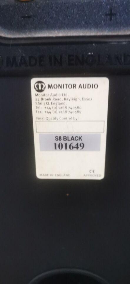Monitor Audio Silver S8
