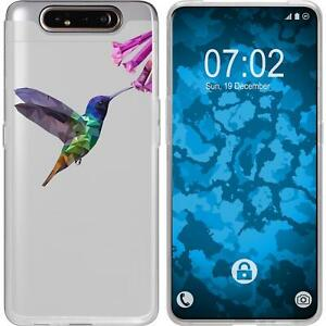 Case-for-Samsung-Galaxy-A80-Silicone-Case-vector-animals-M3-protective-foils