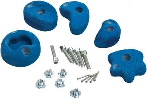 Monte pierres bleu 5 pièces ø 75-85mm