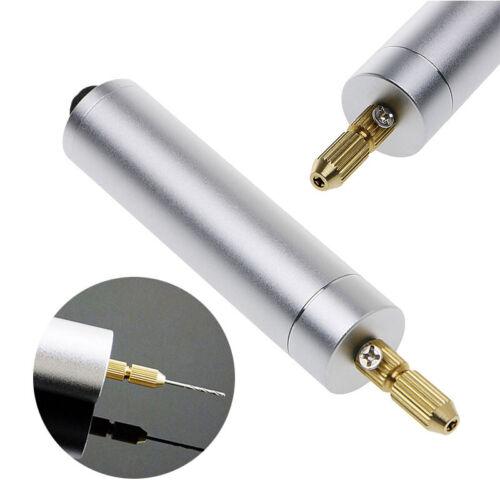 Elektrisch PCB Mini Drill Bohrmaschine Handbohrmaschine Handbohrer Bohrfutter