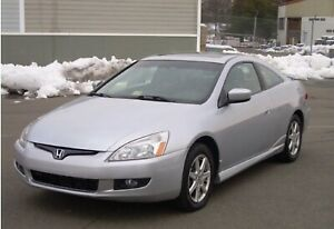 2004 Honda Accord Coupe Clean