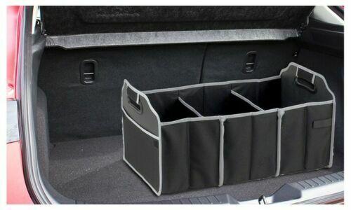 Trunk Organizer Collapsible Folding Caddy Car Truck Auto Storage Bin Bag NEW