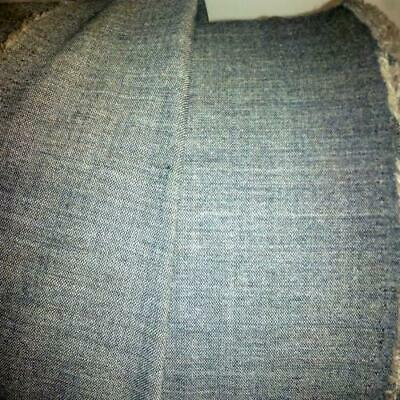 3m Scottish  wool tweed fabric,material ideal coats 150 cm wide