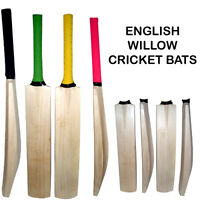Cricket Bats English Willow Senior Professional Pro Club County Handmade
