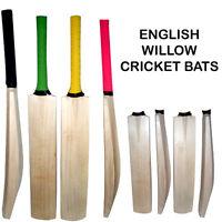 Cricket Bats English Willow Senior Professional Pro Club County Handmade