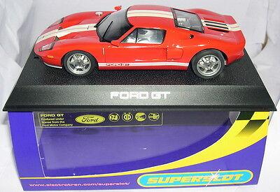Elektrisches Spielzeug Kinderrennbahnen Bestellung H2661 Ford Gt 2003 Road Version Scalextric Uk Mb Careful Calculation And Strict Budgeting
