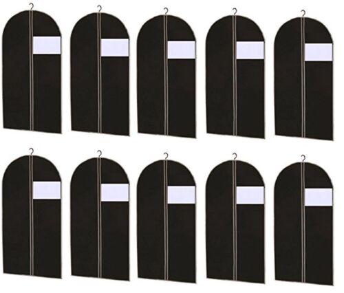 2 - 10 Kleidersack AP24 Sichtfenster Kleiderhülle Kleidersäcke Kleiderschutz