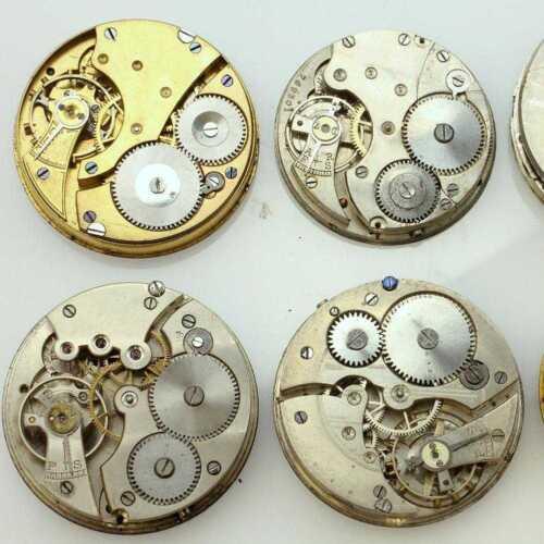Steampunk Uhrwerk Teile Zahnräder Zahnräder-Räder Verschiedene Industriell R5F7
