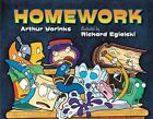 Homework by Arthur Yorinks (Hardback, 2009)