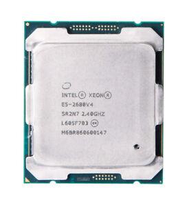 Intel Xeon E5-2680v4 14-Core CPU 14x 2.40GHz 35MB Cache Socket 2011-3 SR2N7