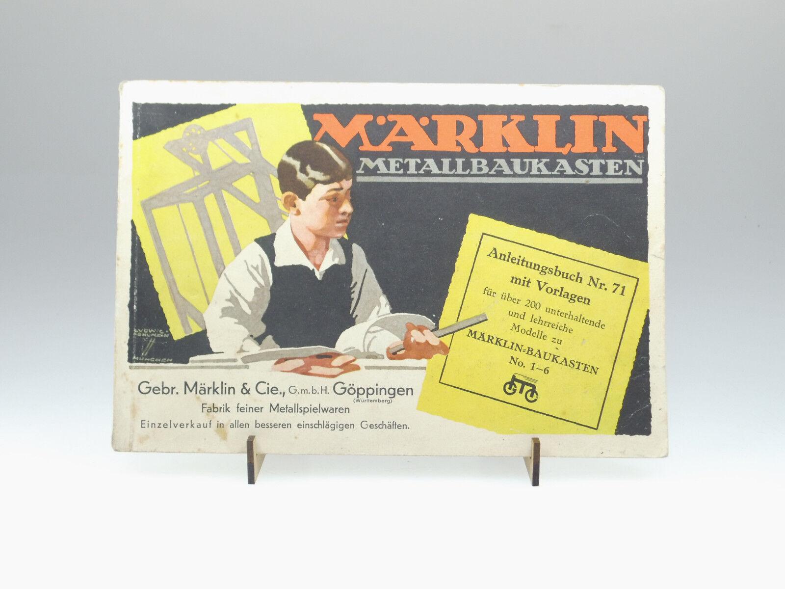 81/434    metallo costruzione modulare catalogo 71/recipe di 1929