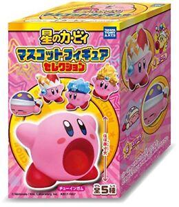 Sélection Figure Kirby Mascot Takara Tomy - Ensemble De 5 4904790105869