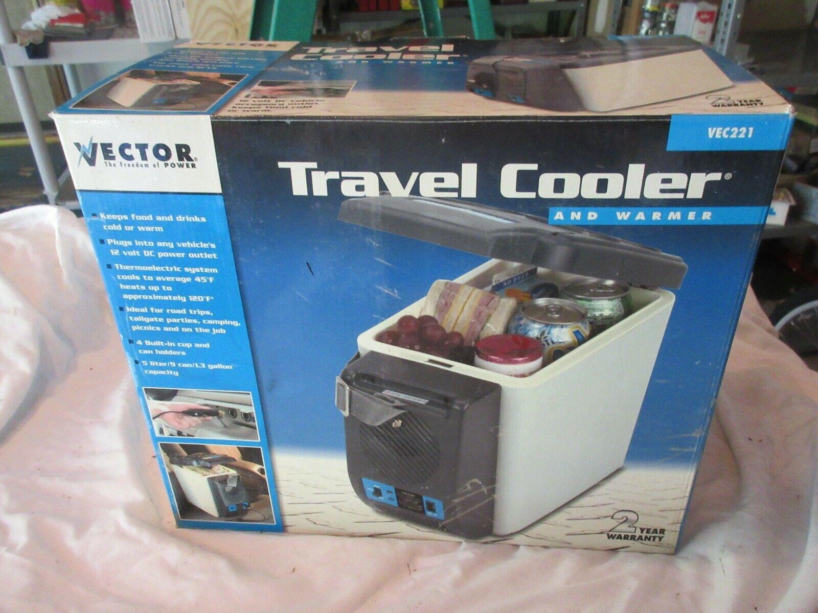 Vector Travel Cooler & Warmer , VEC221 , New In Box