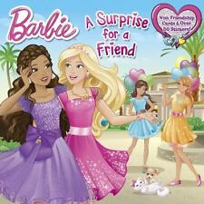 Pictureback: A Surprise for a Friend (Barbie) by Mary Man-Kong and Random...