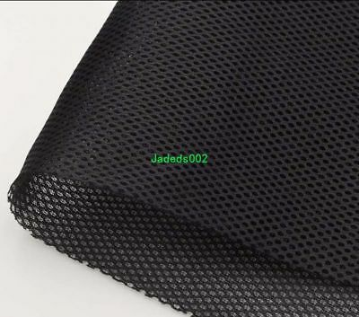 48 x 55, Brown Speaker Grill Cloth Stereo Fabric Dustproof Audio Cloths Replacement for Car Audio and Stage Speakers