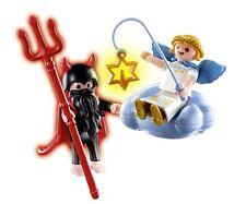 Playmobil Spezielle Plus Ref 5411 Angel und Diablo Weihnachten,NEU in / auf / im