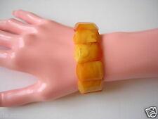 Natur Bernstein Armband Butterscotch 17,1 g Amber