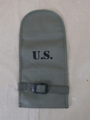 US BAG MAST BASE MP48 Willys Jeep MB Ford GPW Tasche f. Antennenfuss Funk