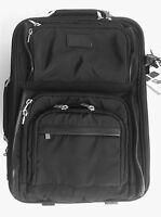 Mcklein Wheeled Transport Computer/ Clothing Case (black) Ultra Fiber 51695