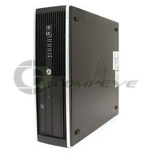 HP Compaq Pro 6305 J7M10UC#ABA AMD A4-5300B 3.40GHz 500GB HDD 4GB RAM Win8 Pro