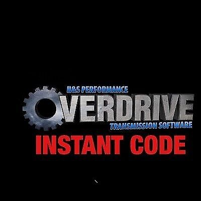 """$""""INSTANT H/&S OVERDRIVE Transmission unlock code for Dodge 6.7 Diesel 7.5-12$$"""