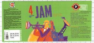 UKRAINE-Micro-Pravda-Beer-Theatre-Lviv-4-JAM-musician-beer-label-C2240-080