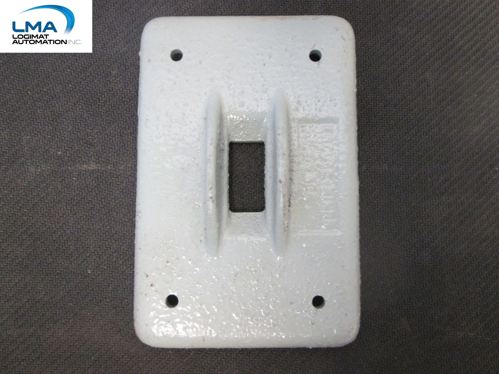 Ceramic Wall Plate Covers Impressive 5 X Crouse Hinds 3124B Ceramic Wall Plate Cover Toggle Light Decorating Inspiration