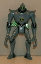 "2010 Nanomech 3.75"" Bandai Action Figure Ben 10 Ultimate Alien"