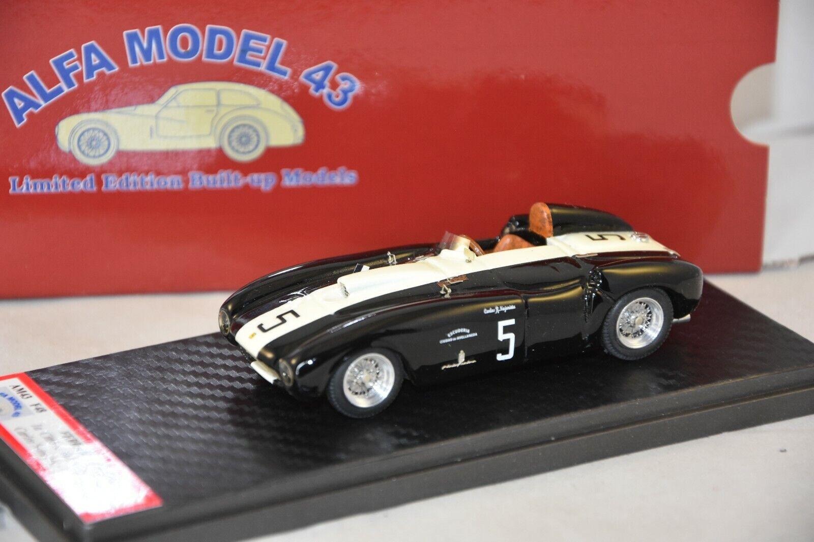 ALFA Modelll F48 - FERRARI 375MM vainqueur Buenos Aires 1955 N°5  1 43