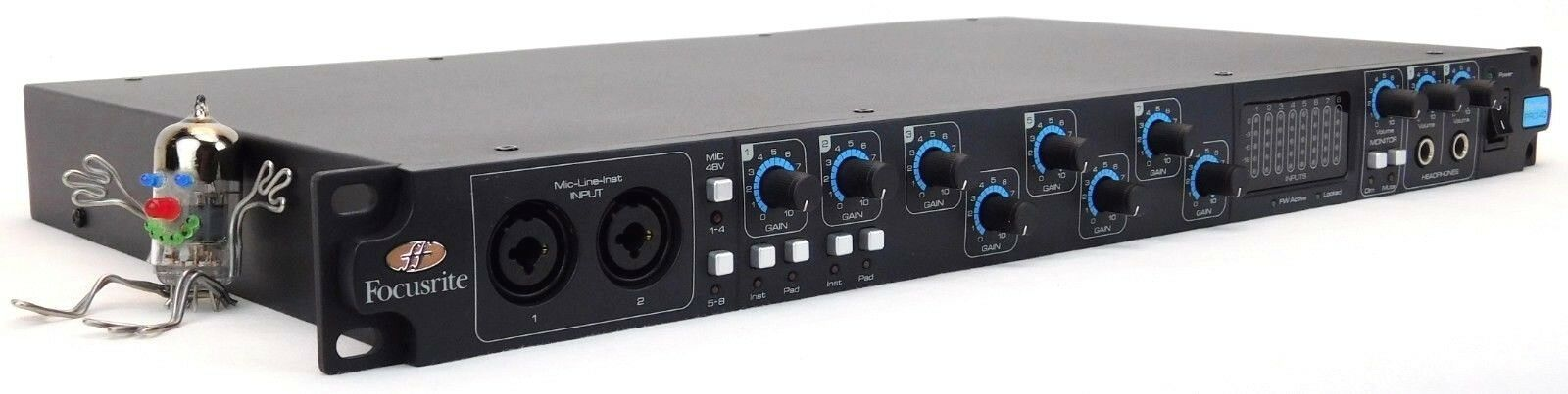 Focusrite Saffire PRO 40 Firewire Audio Interface +Fast Neuwertig+ 1.5J 1.5J 1.5J Garantie 376bc2