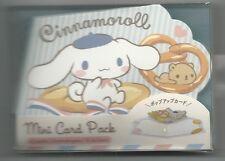 Sanrio Cinnamoroll Mini Card Pack Die Cut