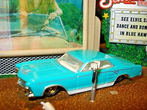 1965 65 buick riviera limited edition 1/64 gl 1960's american muscle