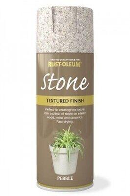 STONE EFFECT PEBBLE RUST-OLEUM Spray texture & feel Paint Aerosol 400ml