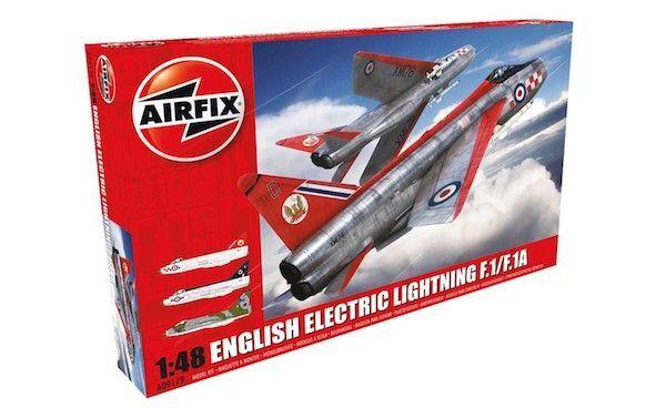 AIRFIX 1 1 1 48 INGLESE ELETTRICO Lightning F.   1   F.1A  A09179 78ee7b