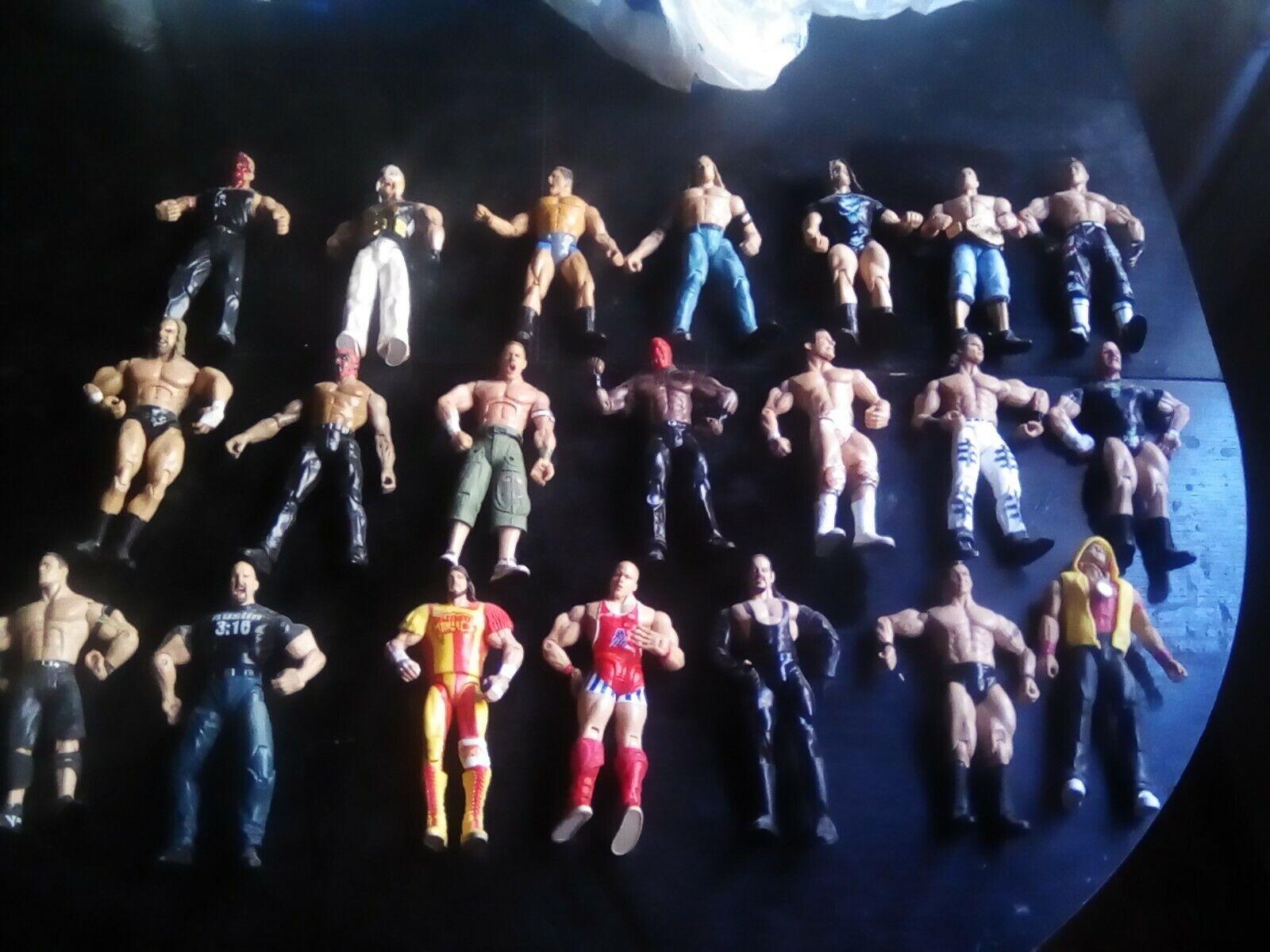WWE Lote 21 Figuras 17 Cm.