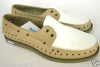 Native Shoes Howard Pyramid Brown / Shell White / Bootcamp Brown Native