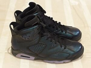 Nike Air Jordan 6 Retro  Chameleon  New (US11) Bred Max Ultra plus ... 00fbcca4e