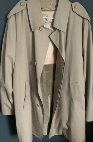 womens misty harbor trench coat