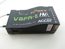 NEW FrSky V8FR-II HV - 8 Channel High Voltage Receiver