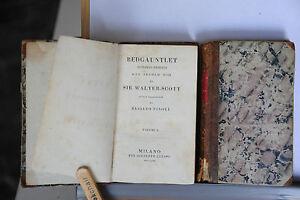 1830-WALTER-SCOTT-REDGAUNTLET-IN-QUATTRO-VOLUMI