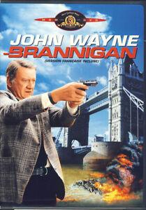 Brannigan-Mgm-Bilingue-Neuf-DVD