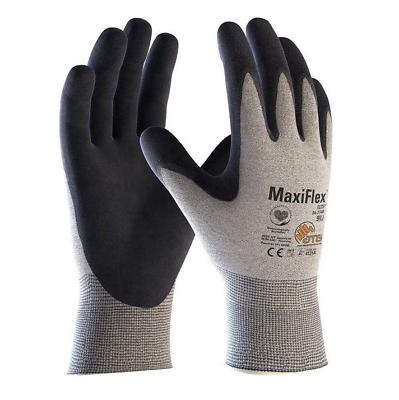 large Latex Coated Garden Work Gloves 774