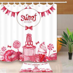 Image Is Loading Happy Birthday Sweet Cake For Kid Bathroom Shower
