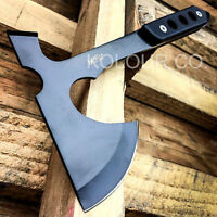 10 Tomahawk Tactical Hunting Axe Camping Throwing Battle Hatchet Survival Knife