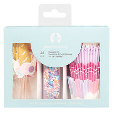 Magical Unicorn Cupcake Party Pack for 24 Cupcakes Lilly and the Bee Novelties