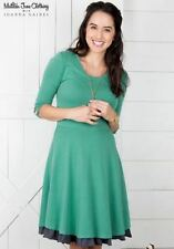 NWT Matilda Jane Green Pastures Dress XS small Joanna Gaines