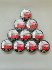 10 Rolls 3m Temflex 1700 Vinyl Black Electrical Tape 34 X 60 Ft 10 Pack