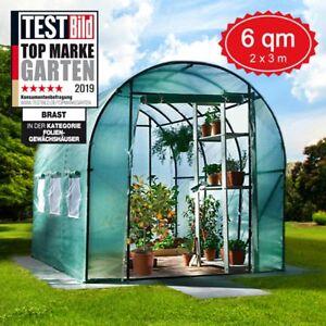 Gewaechshaus-mit-Stahlfundament-6m-Folien-Treibhaus-Tomatenhaus-Pflanzenhaus