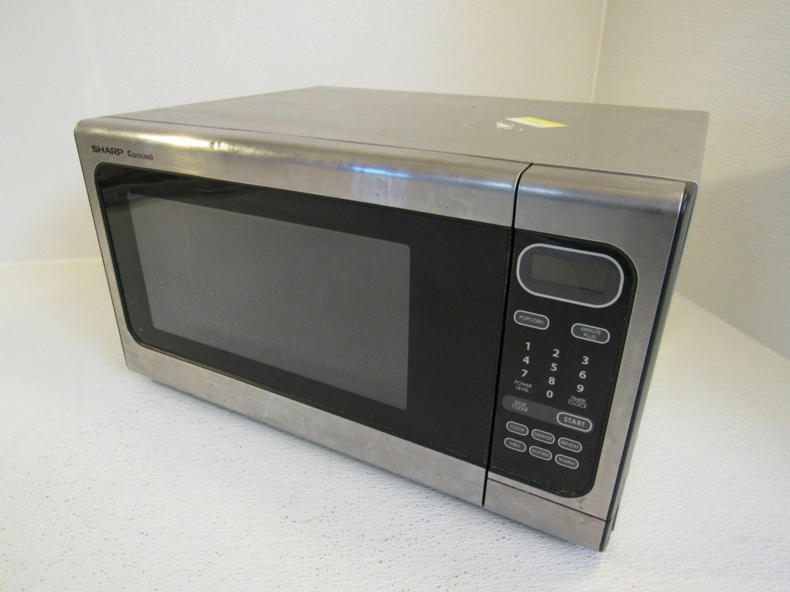 Sharp R 408ls 1100 Watts Microwave