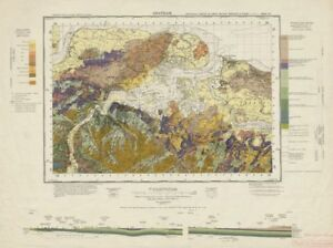 Chatham England Map.Chatham Geological Survey Sheet 272 Medway Rochester Sheerness